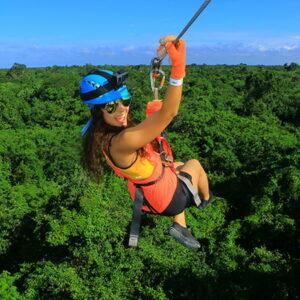 Selvatica the jungle adventure