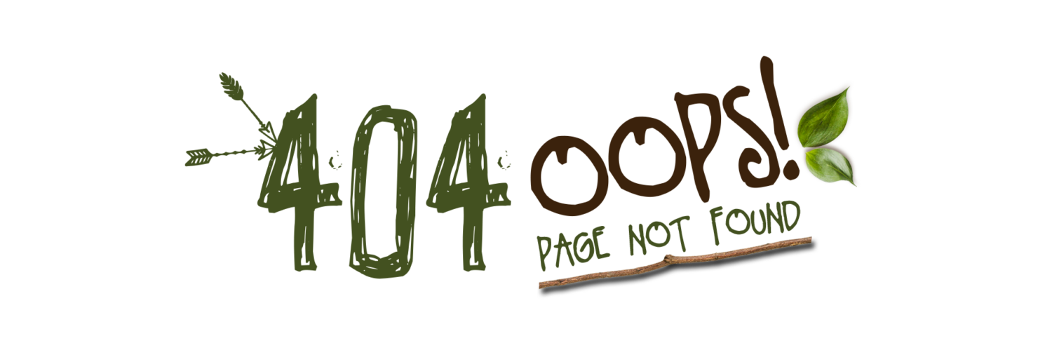 Selvatica 404 page not found