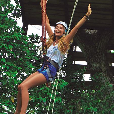 Best bungee jump at Cancun
